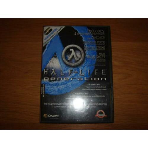 Half Life met: Blue Shift, Opposing Force, Counter Strike