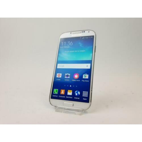 Samsung Galaxy S4 16GB Wit Android 5 - In Goede Staat