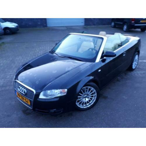 Audi A4 Cabriolet 1.8 Turbo Pro Line FULL OPTION/LEER /AUTOM