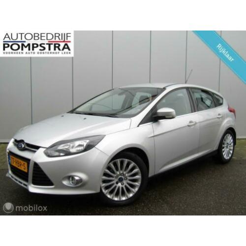 Ford Focus 5 DEURS 1.6 EcoBoost 150 First Edition/ TREKHAAK