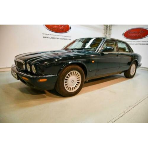 Jaguar XJ 4.0 V8 Executive