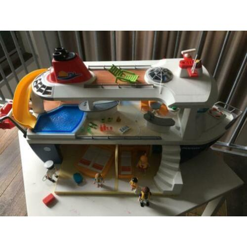Playmobiel cruiseschip