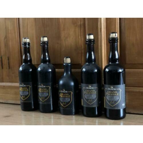 Hertog Jan Grand Prestige jaargang 2015, 2016, 2017, 18, 19