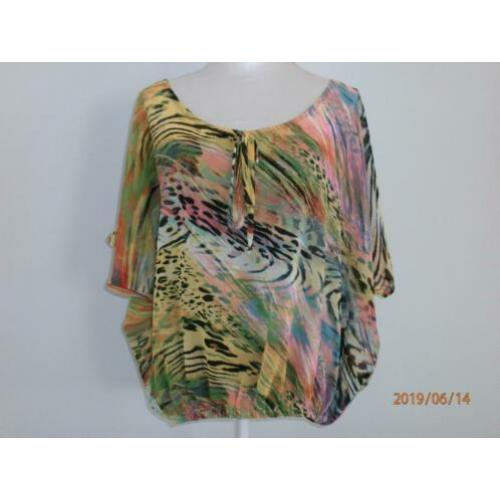 COOLCAT blouse / tuniek maat M