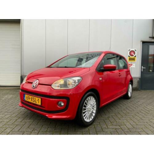 Volkswagen Up! 1.0 high up! BlueM. Airco/Navi/5-deurs/NAP
