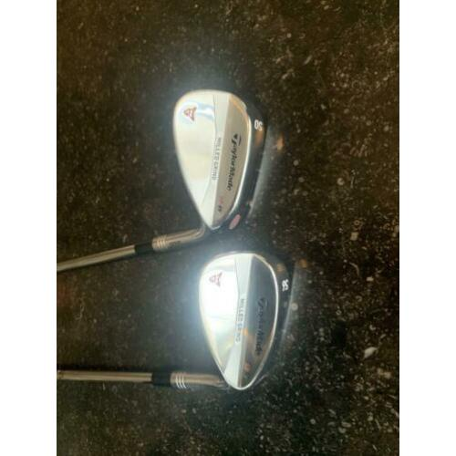 Prachtige taylormade Milled grind wedges