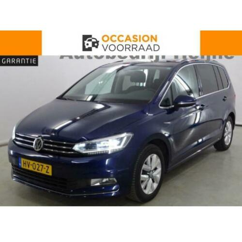 Volkswagen Touran TSI 110PK HIGHLINE EXECUTIVE € 16.945,00