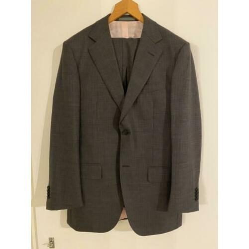 Suit Supply mt 48. Kostuum / pak & overhemd
