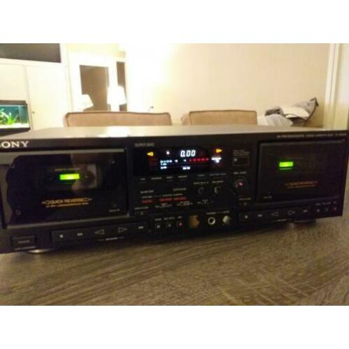 Sony TC-WR820 Cassettedeck