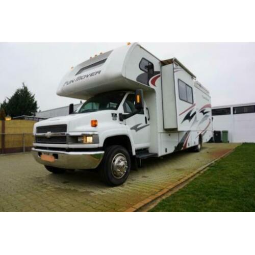 Fun Mover 2x Slide Out Bj 2006 Duramax Dies Chevrolet C5500