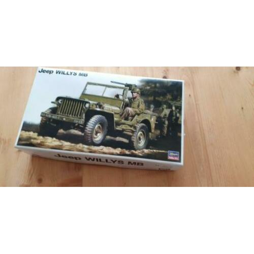 Jeep willys mb 1/24