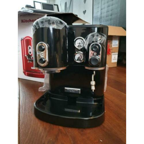 KitchenAid Espressomachine, nieuw in doos!