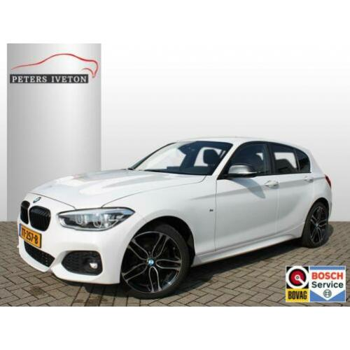 BMW 1 Serie 120i High Executive M-Sport Nav-Pro Led HiFi 18'