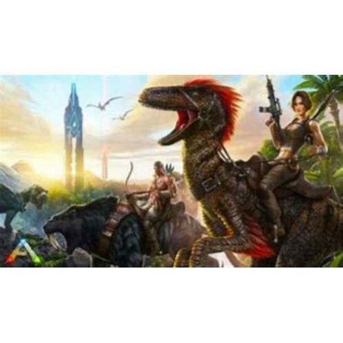 ARK: Survival Evolved EU Steam KEY