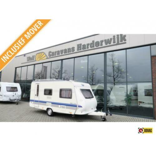 Hobby Excellent 440 SF MOVER+FIETSENDR.+VOORTENT