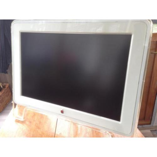 Apple Cinema 20 inch display, breedbeeld. A1038
